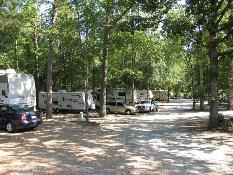Campground porn